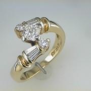 Martin Flyer Diamond ring1