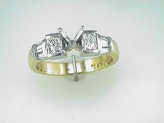 JBStar Diamond Semi Mount